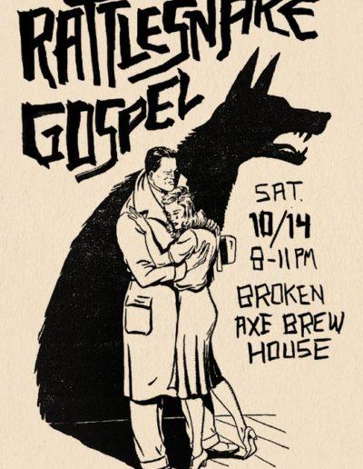 Broken Axe 10/14/2017